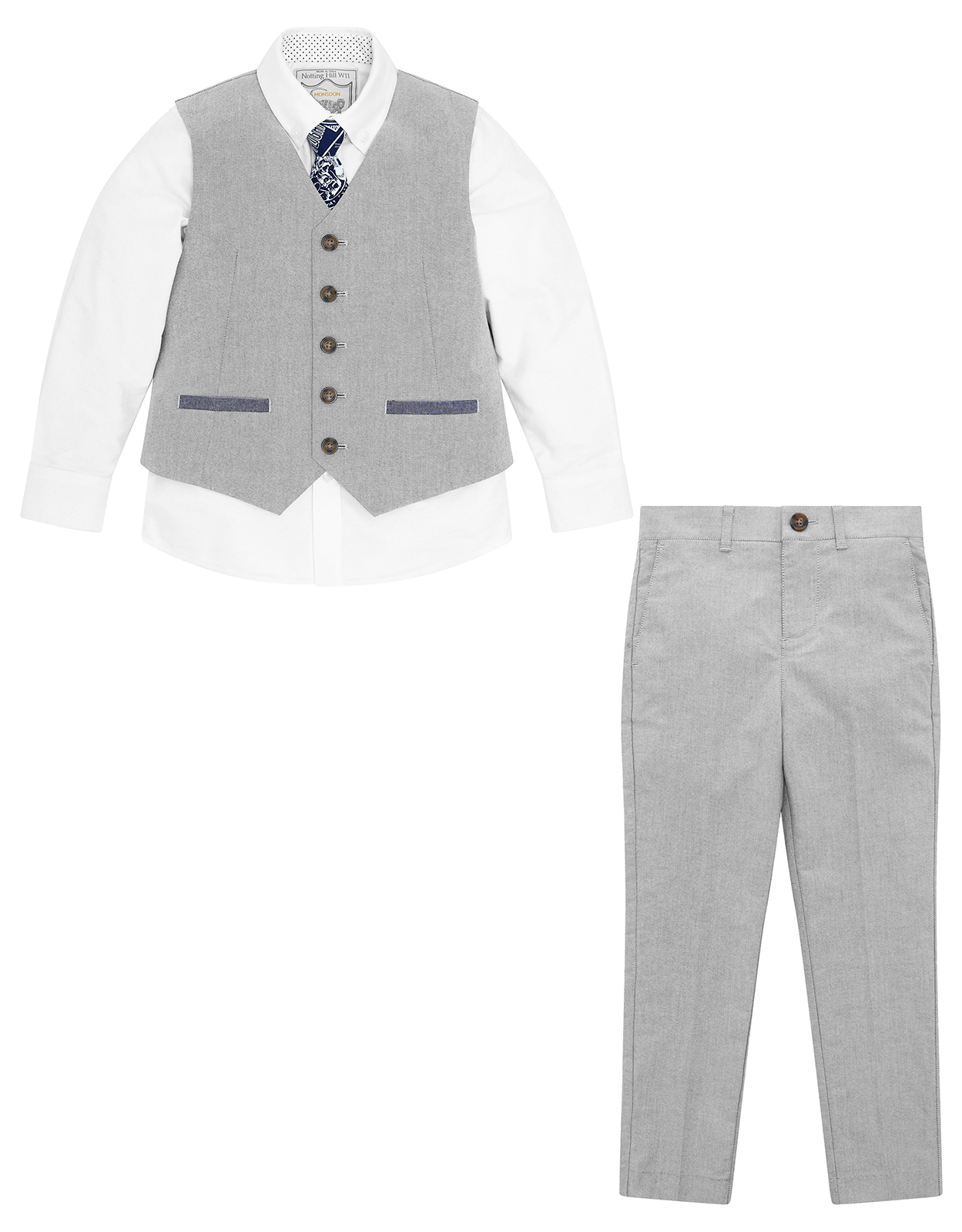 Monsoon Sterling 4PC Suit Set
