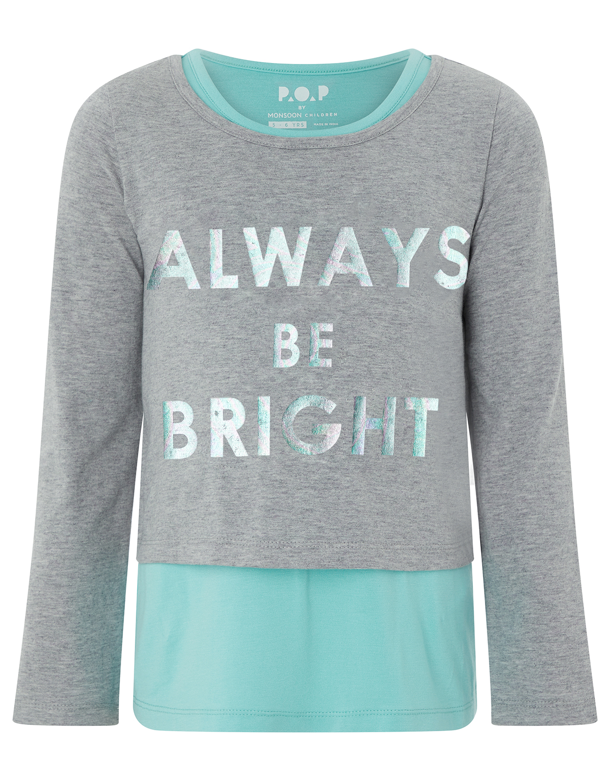 Monsoon Always Be Bright 2 in 1 Top