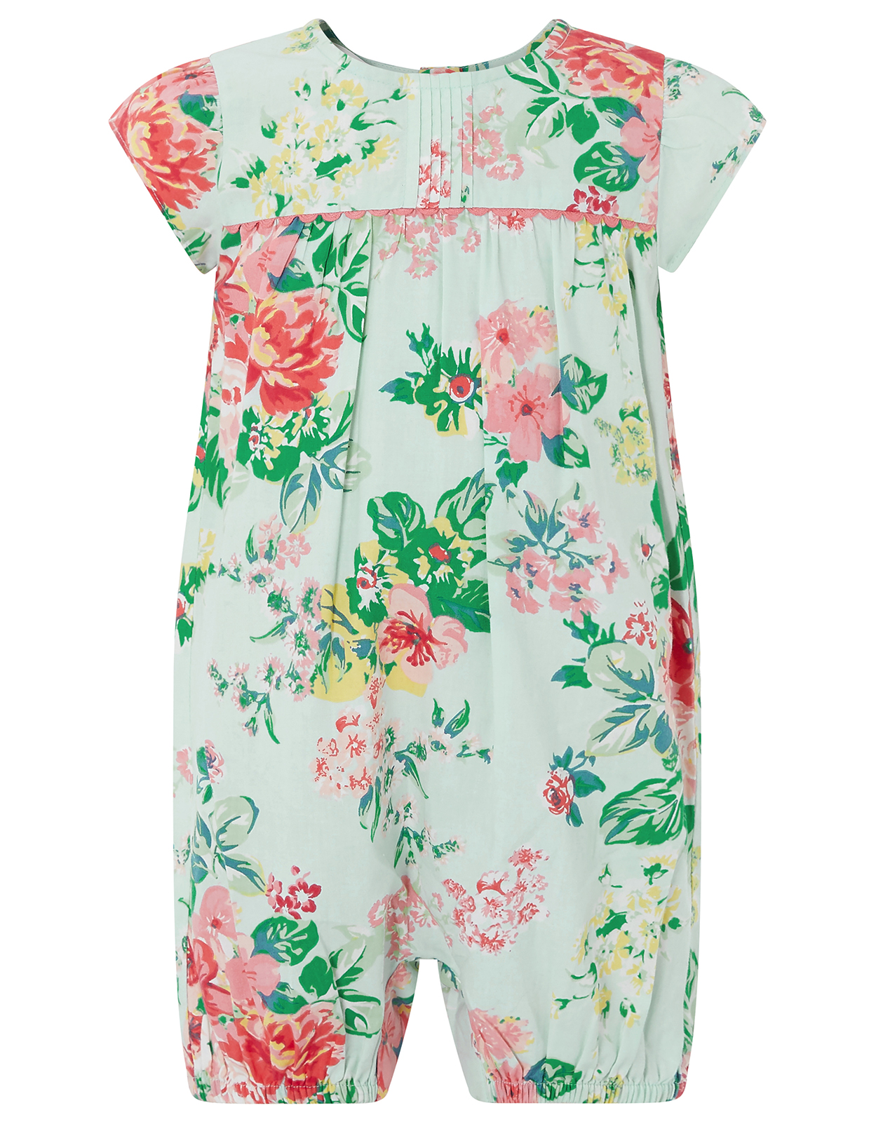 Monsoon NB Baby Darcy Romper
