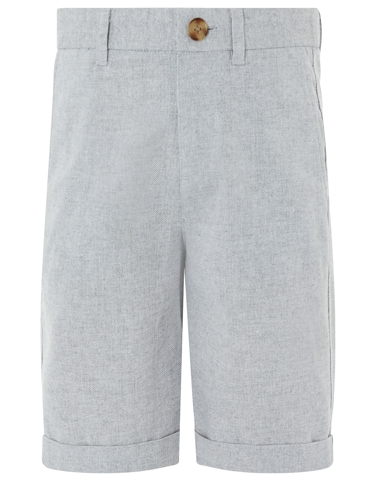Monsoon Otis Linen Blend Shorts