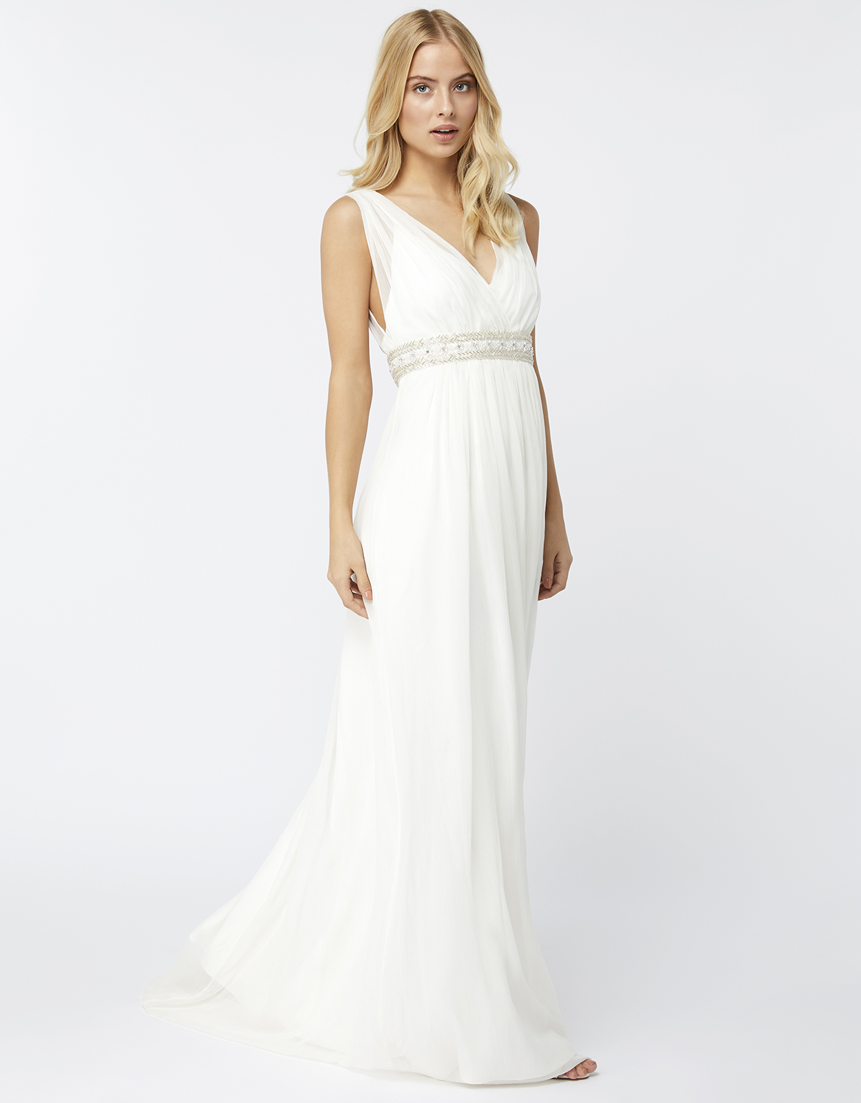 Monsoon Lottie Maxi Bridal Dress